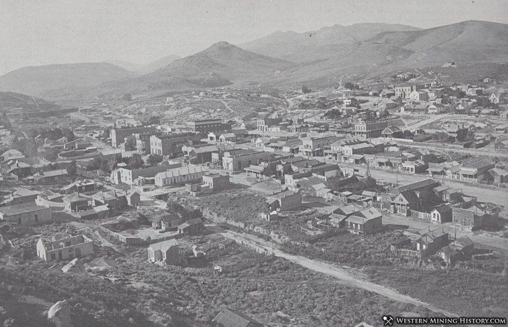 Eureka Nevada ca. 1910