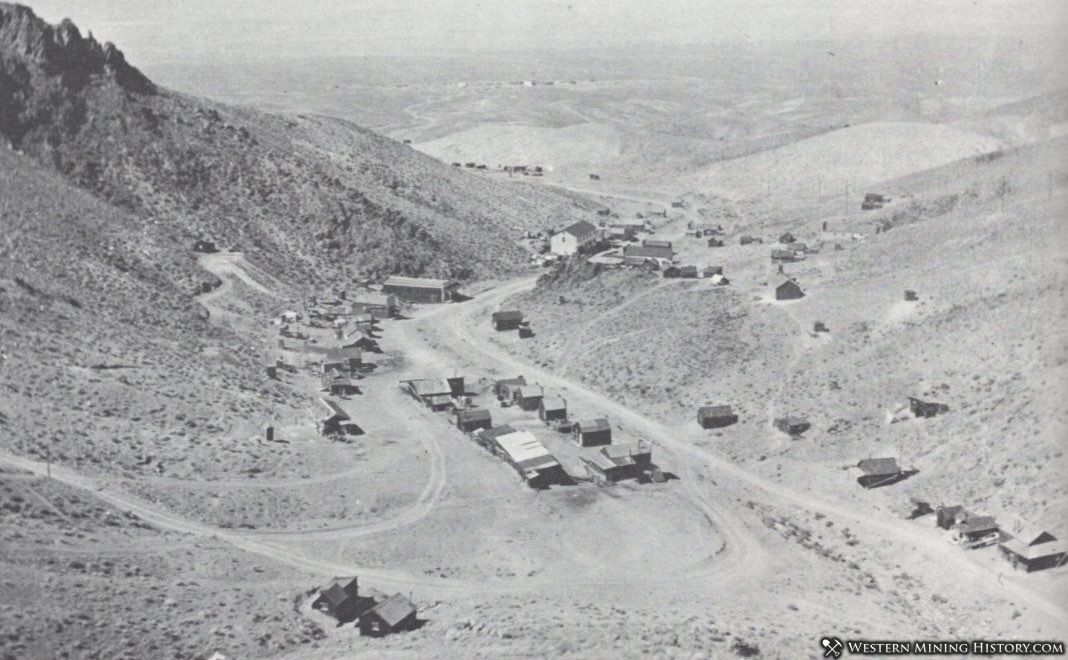 Upper Fairview Nevada ca. 1913