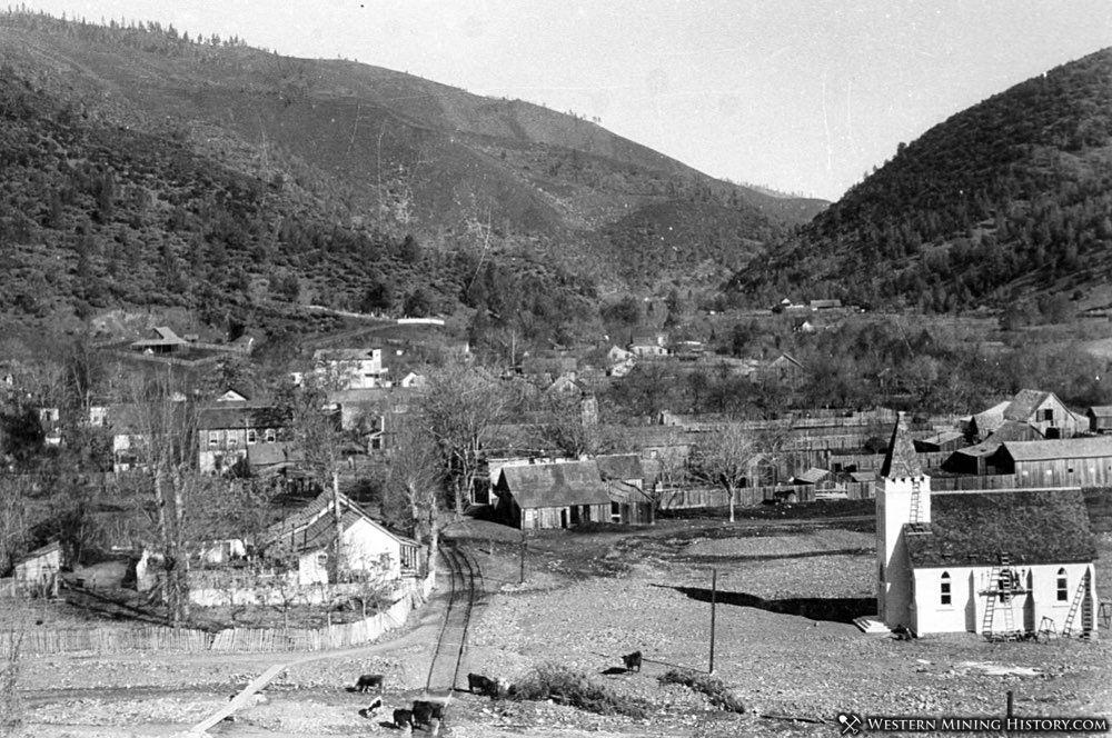 French Gulch California ca. 1900