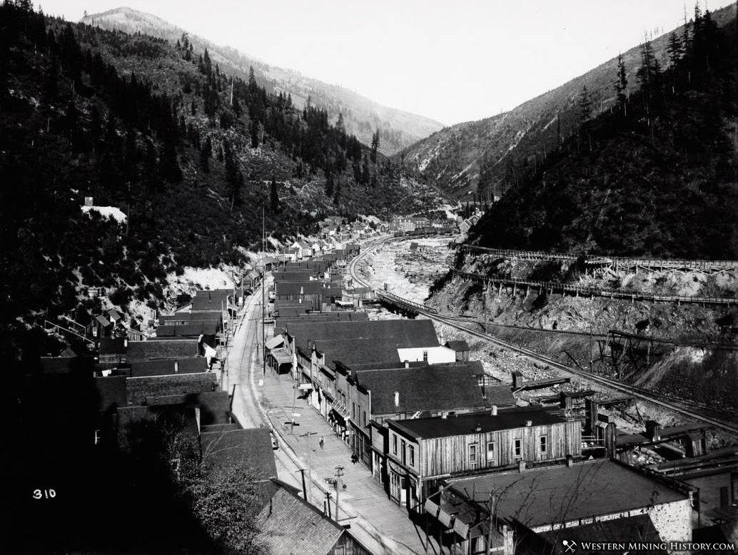 Gem, Idaho 1909