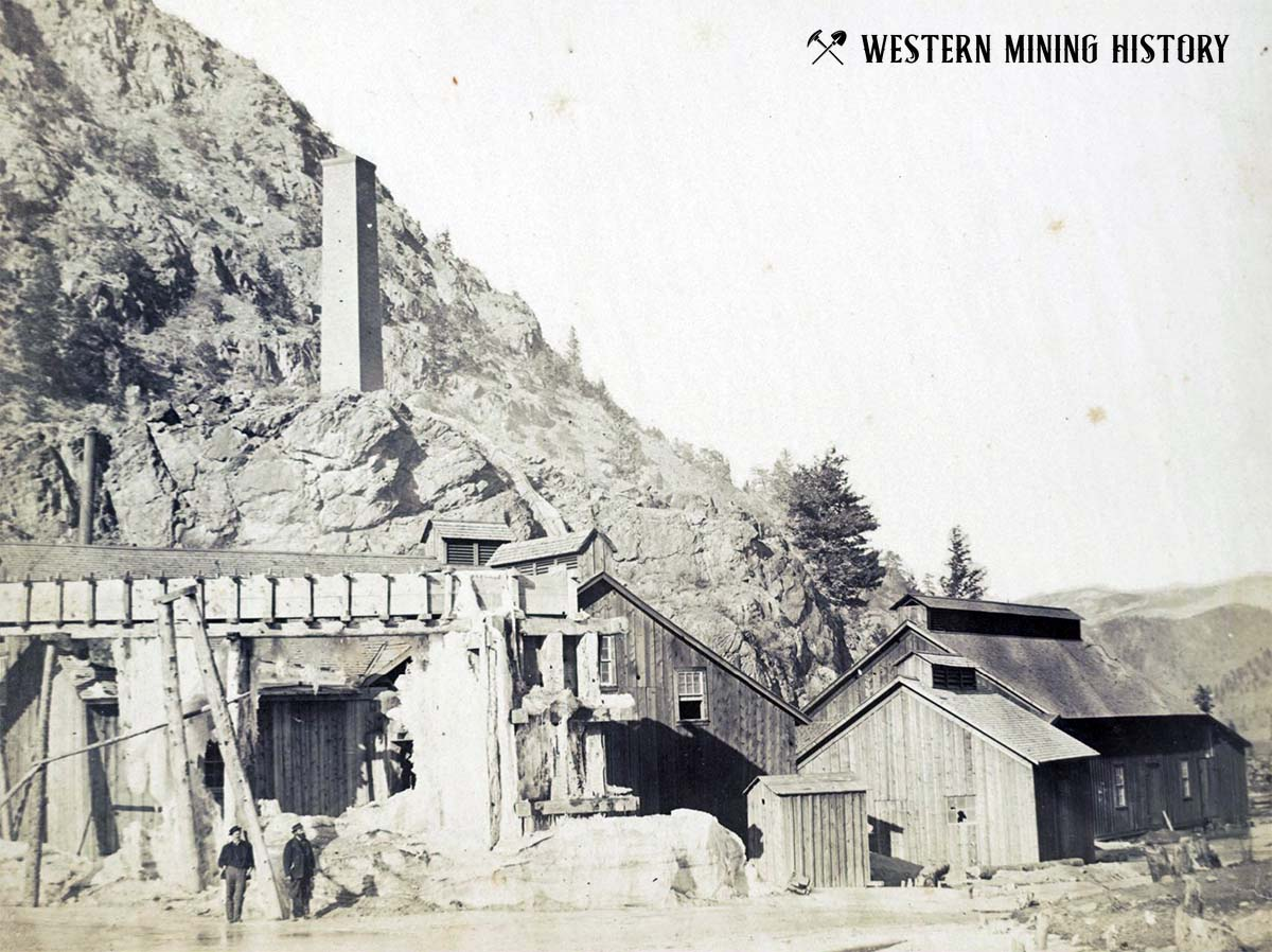 Georgetown Silver Works 1867