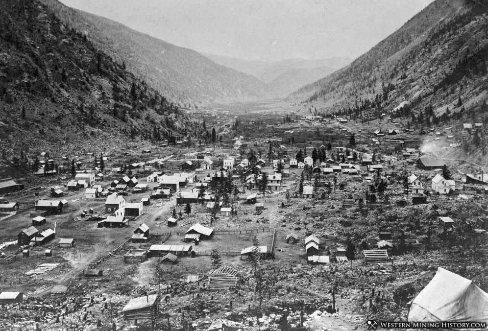 Georgetown, Colorado 1860s