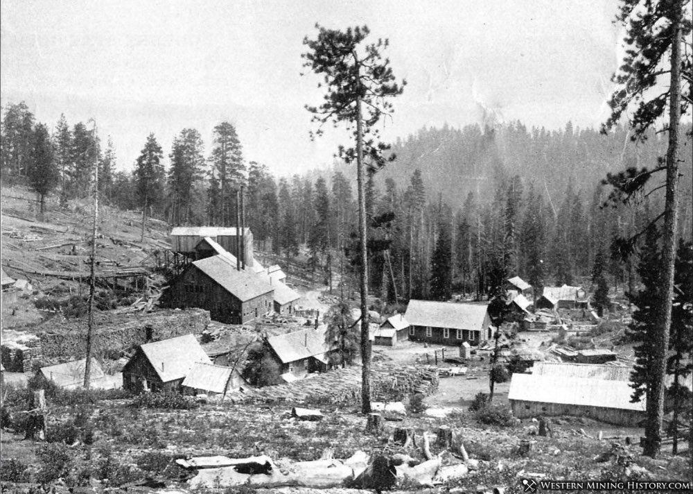Geiser, Oregon ca 1905