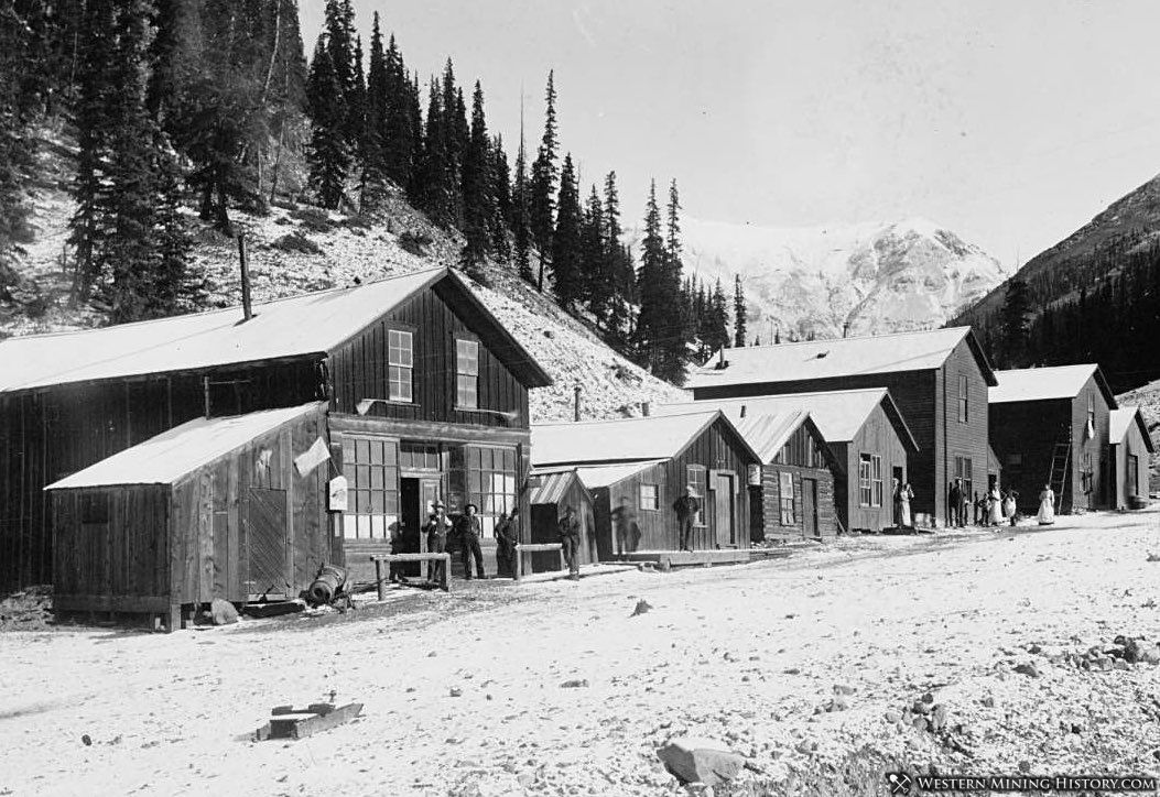 Gladstone, Colorado ca. 1900