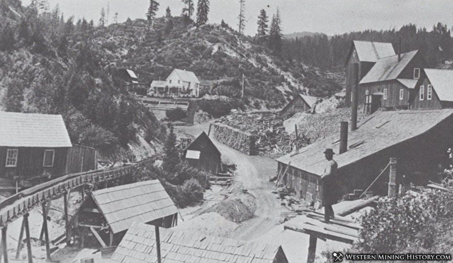 Gold Hill Pocket Mine