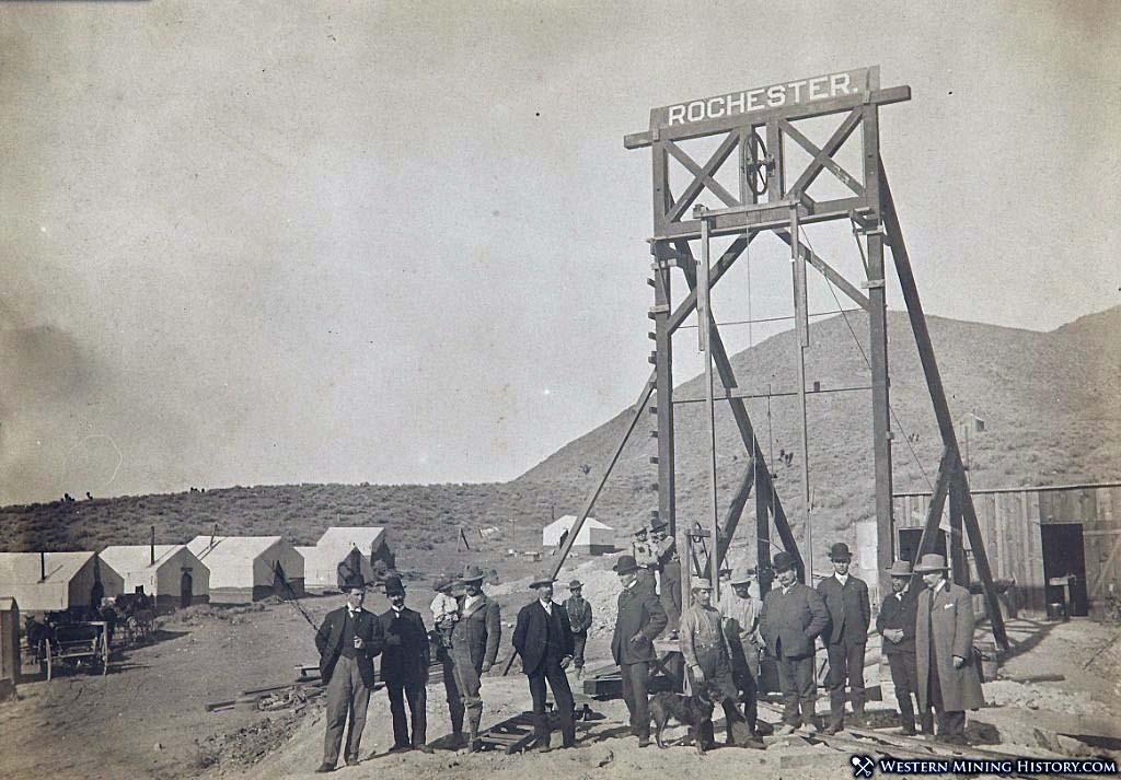 Rochester Mine - Goldfield ca1904