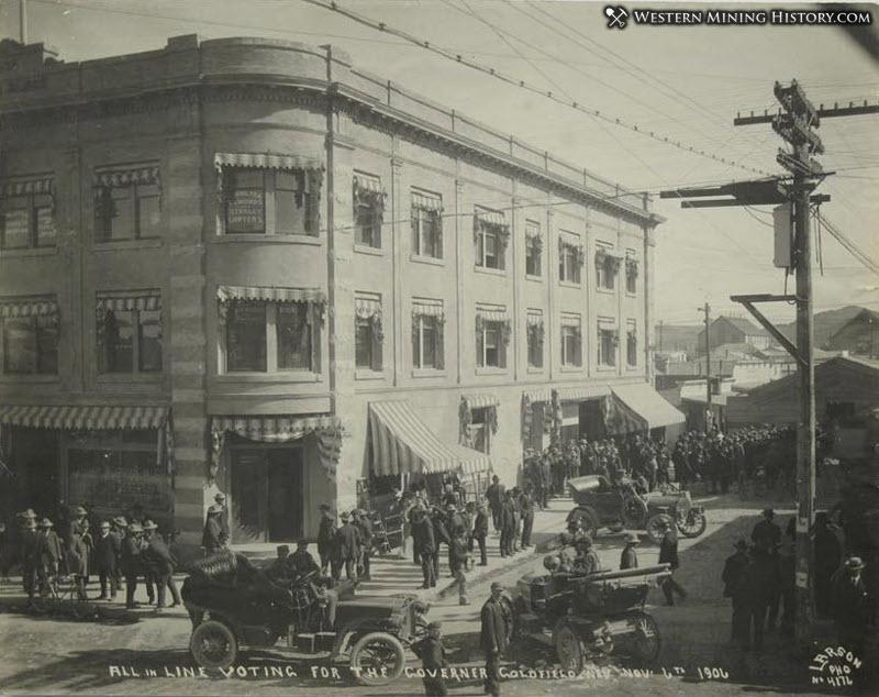 Goldfield Nevada 1906