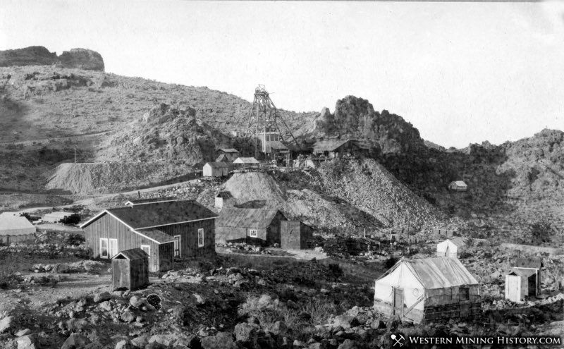 Goldroad Mine 1906