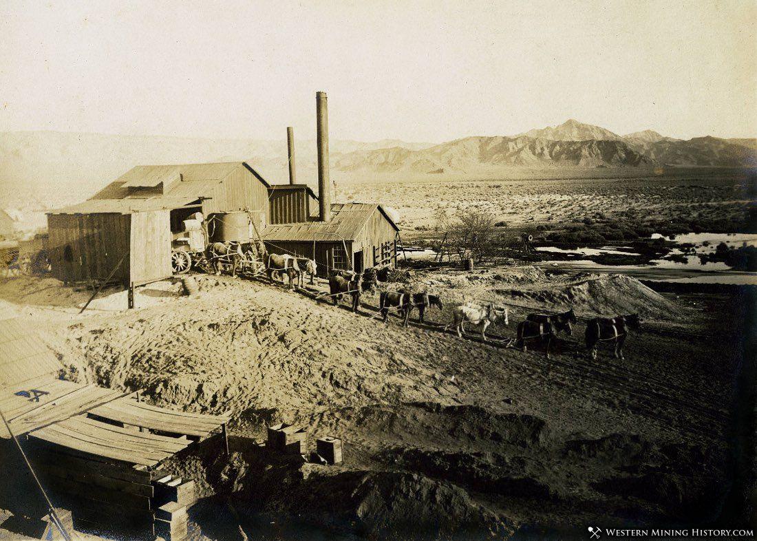 Keystone Mine - Goodsprings Nevada 1910