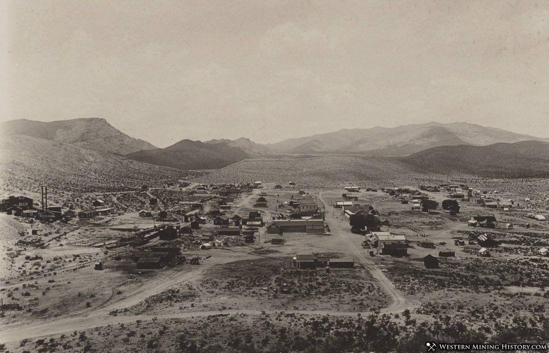 Goodsprings, Nevada ca. 1917