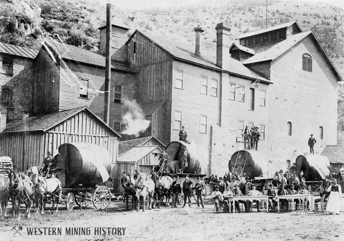 Helena Brewery 1885