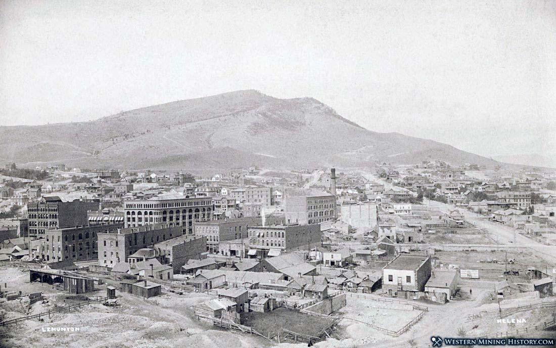 Helena Montana ca. 1890