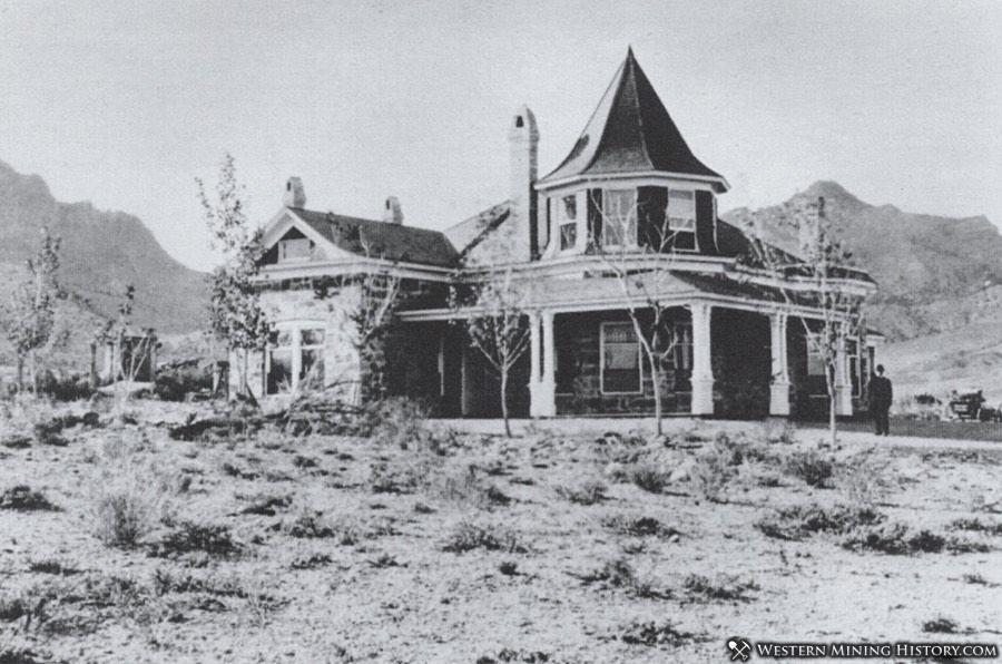 The Historic Hotel at Hot Creek, Nevada