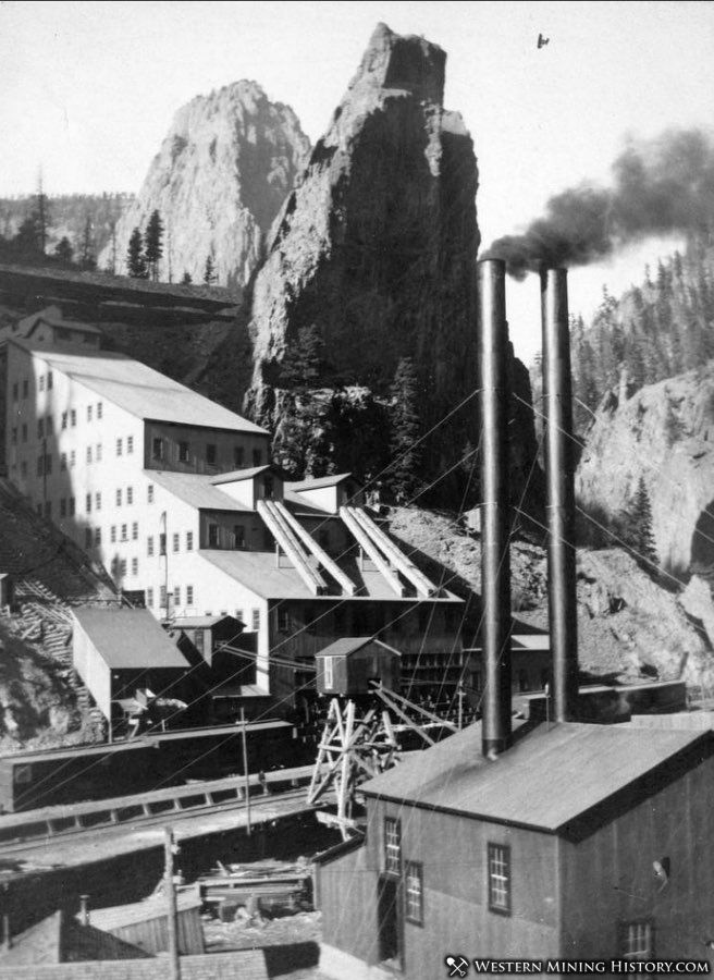 Humphreys Mine near Creede, Colorado