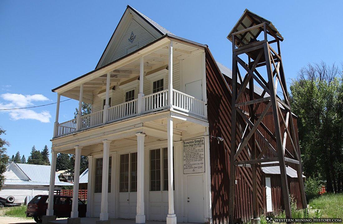Masonic Temple - Idaho City