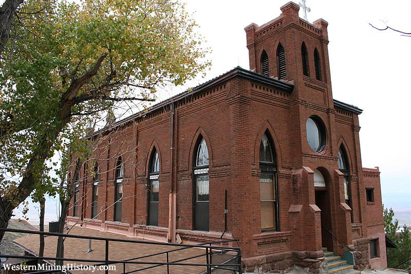 Historic Church - Jerome