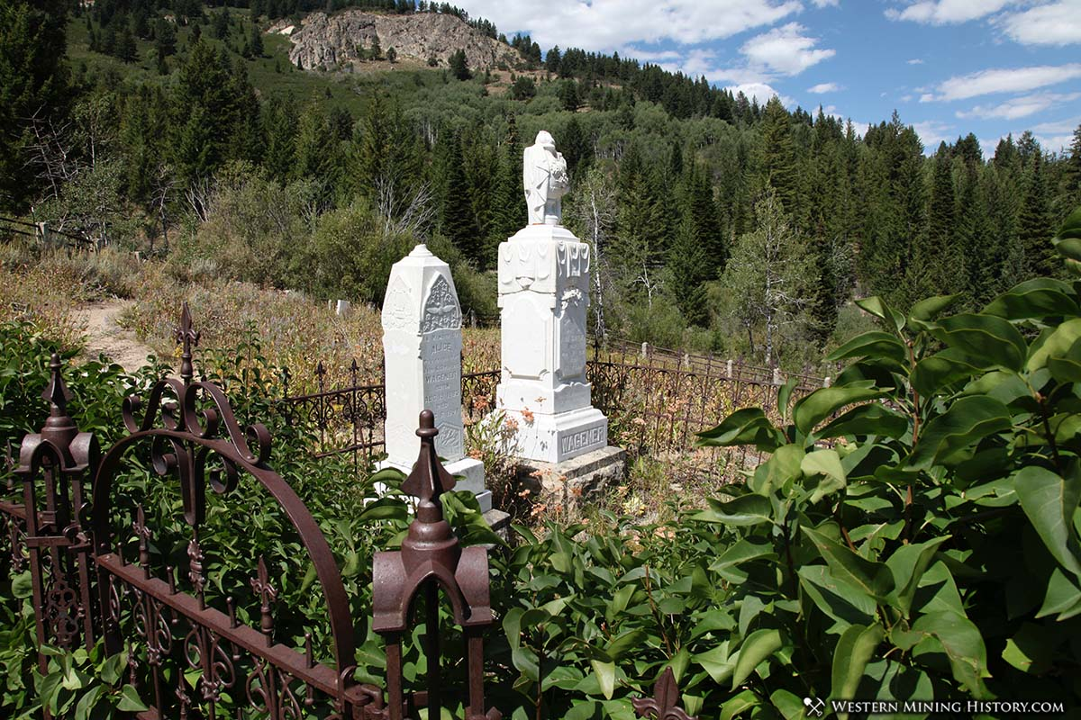 Cemetery - Silver City