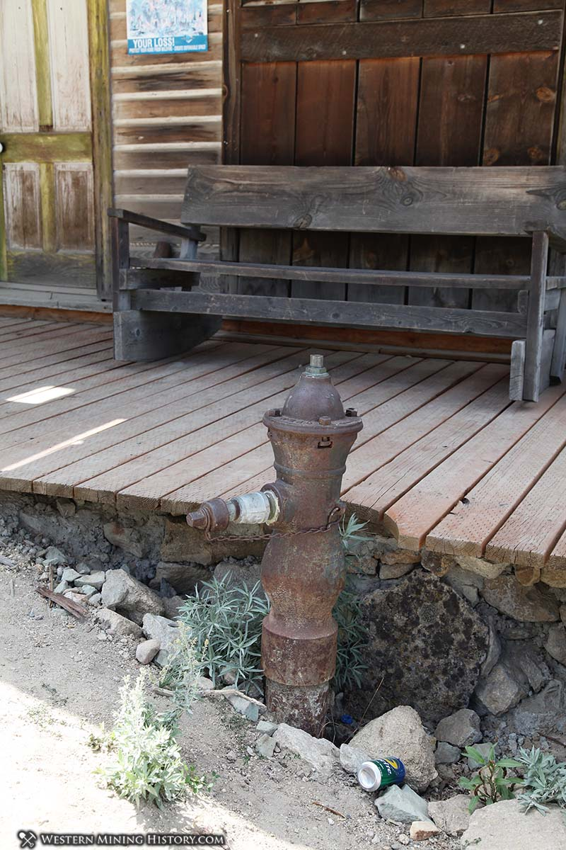 Old Fire Hydrant - Silver City