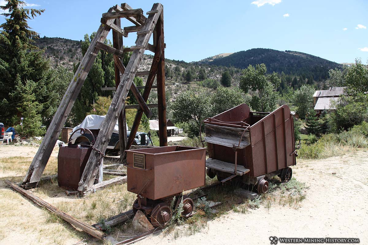Mining Equipment - Silver City