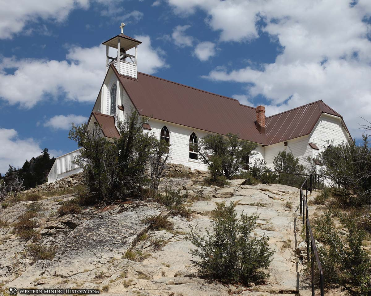 Our Lady of Tears, Silver City