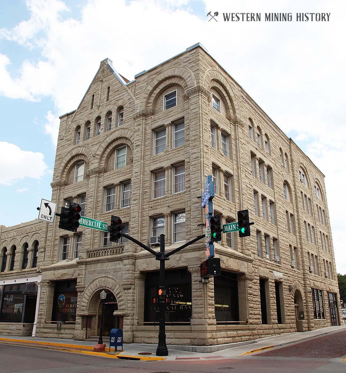 Historic Bank Building - Trinidad