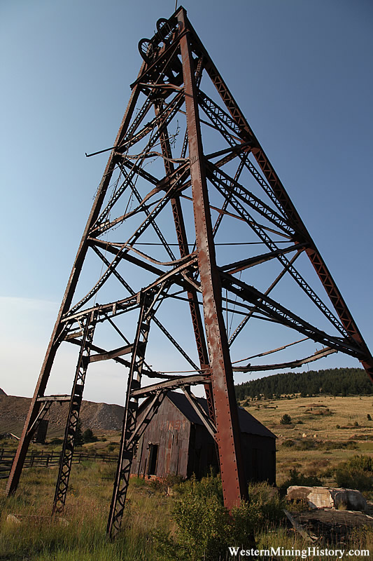 Vindicator Mine Headframe