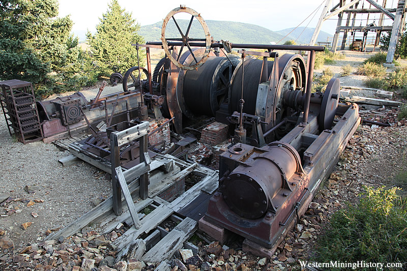 Hoist - American Eagle Mine