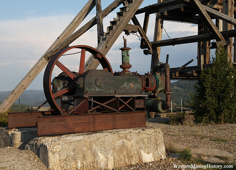 Compressor - American Eagle Mine