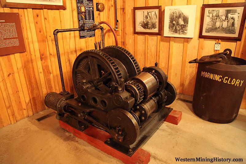 Hoist - Western Museum Of Mining & Industry