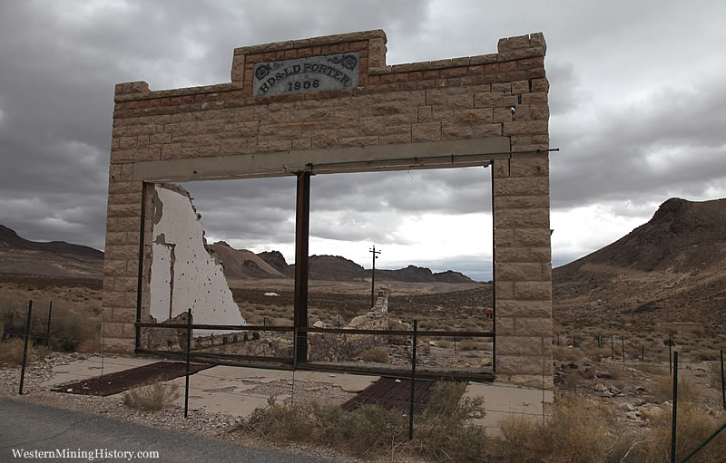 Porter Brothers Store Ruins