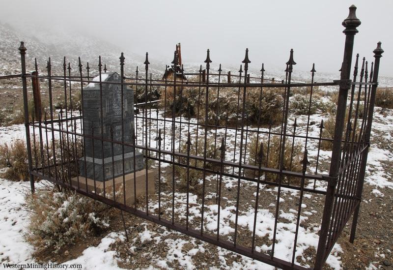 Ophir Nevada Cemetery