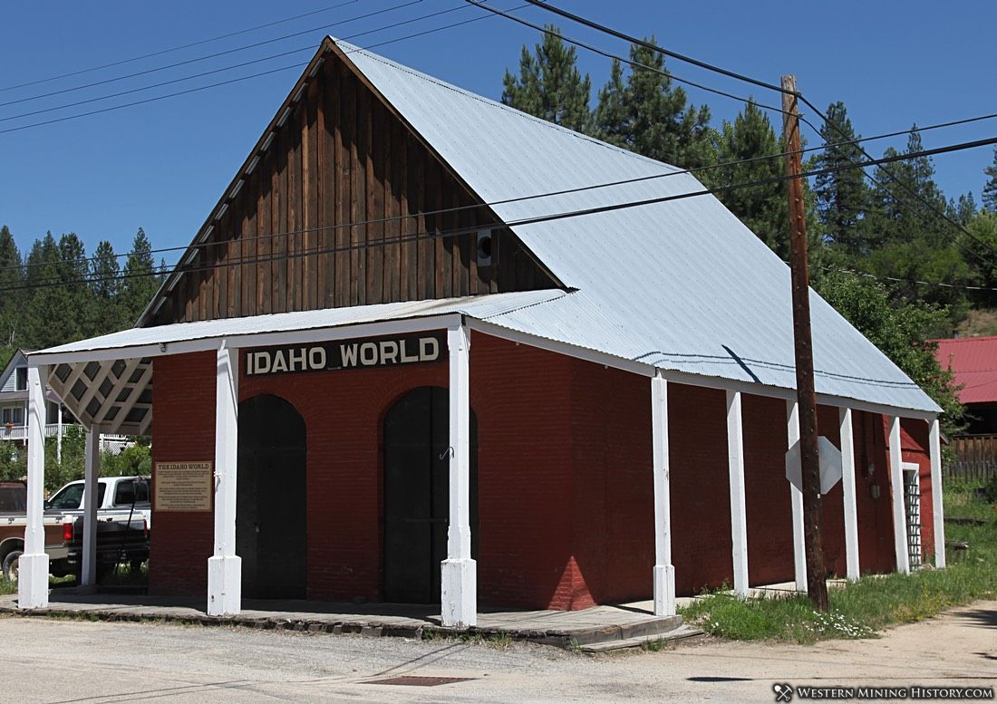 Idaho World is Idaho's Longest Operating Newspaper