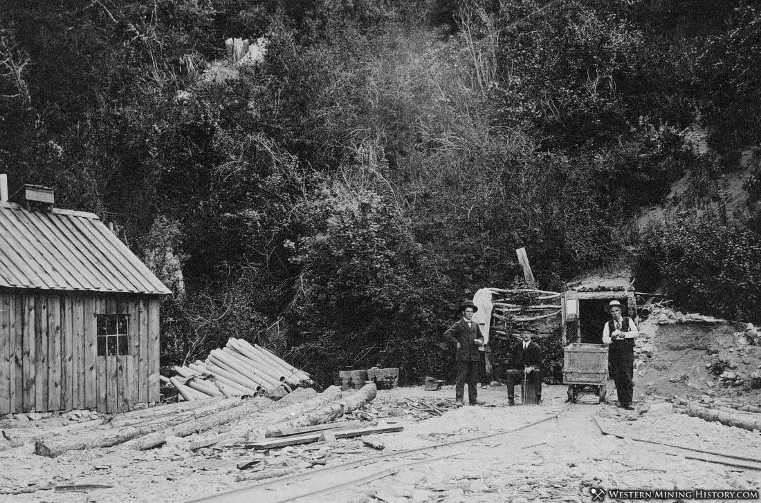 Idaho City Area Lode Mine