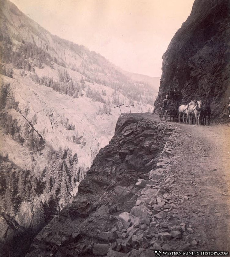 Rocky Point, Ironton & Ouray Toll Road