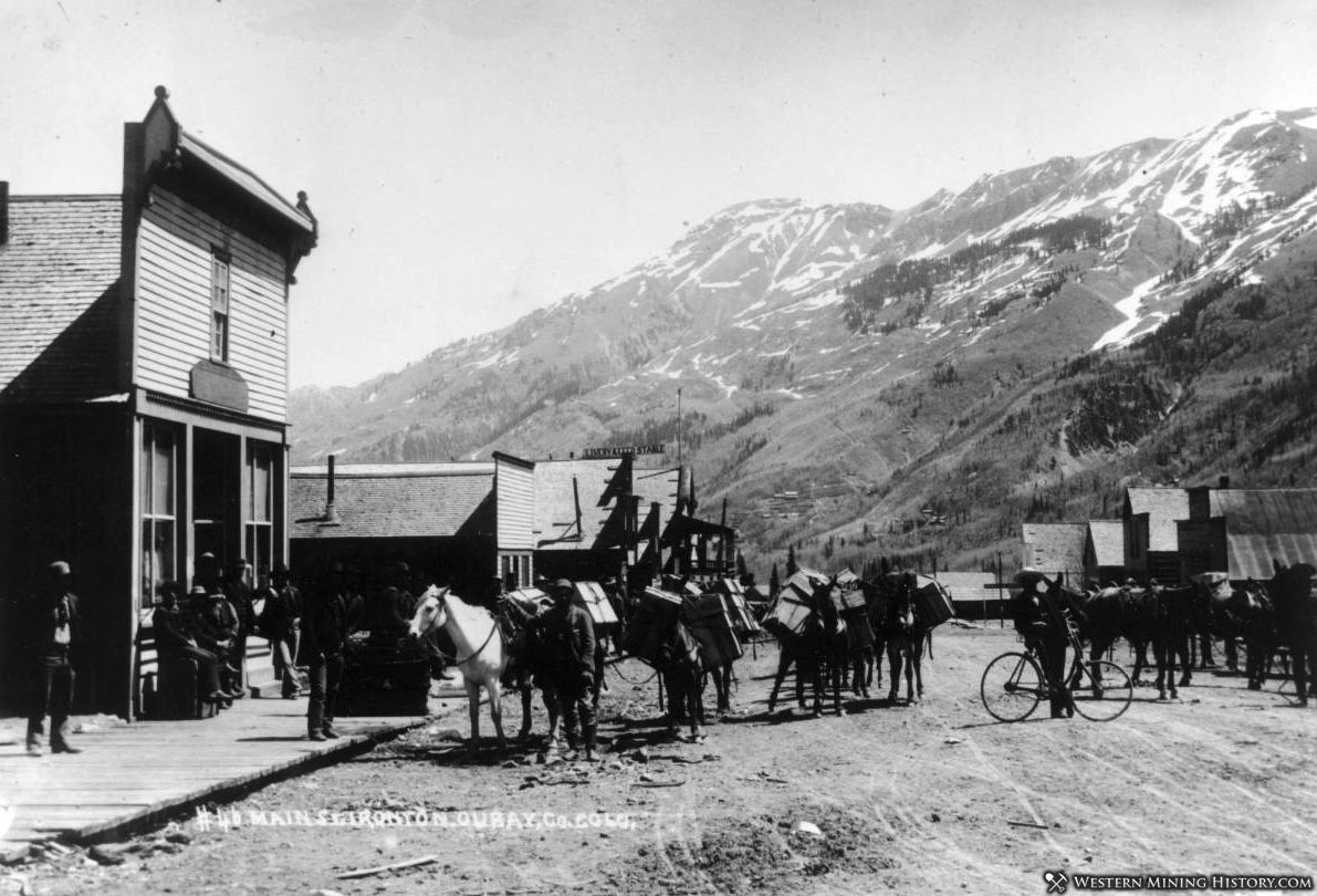 Ironton, Colorado ca. 1890