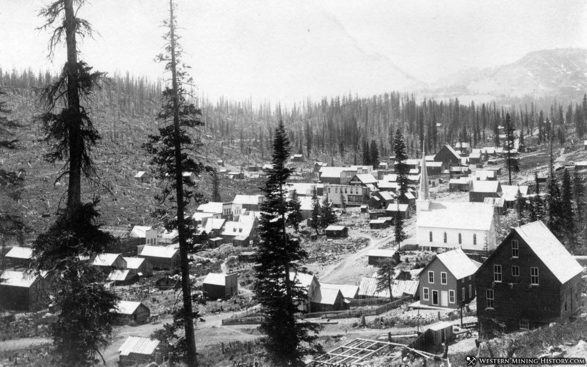 Irwin Colorado 1882