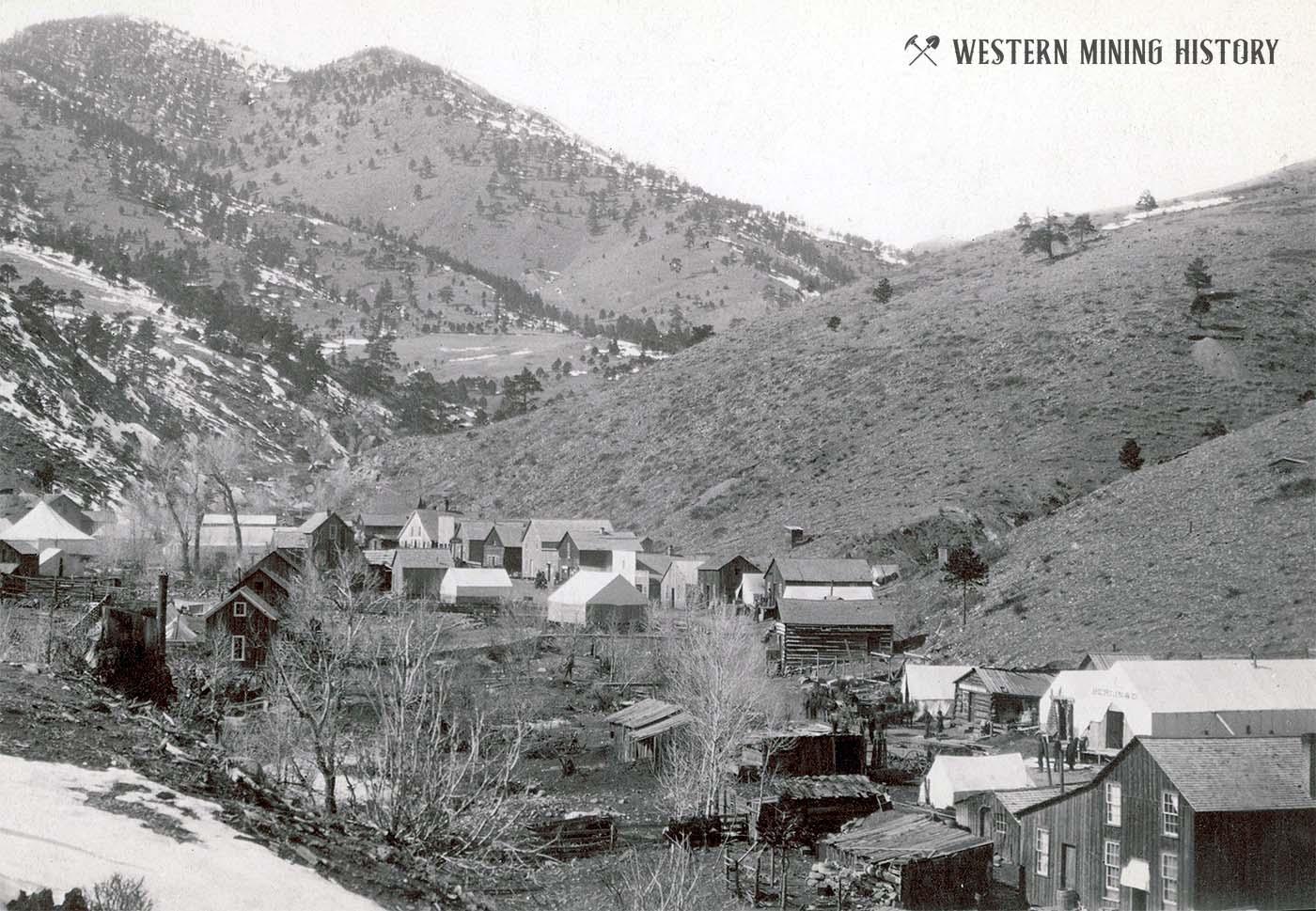 Jamestown Colorado 1883