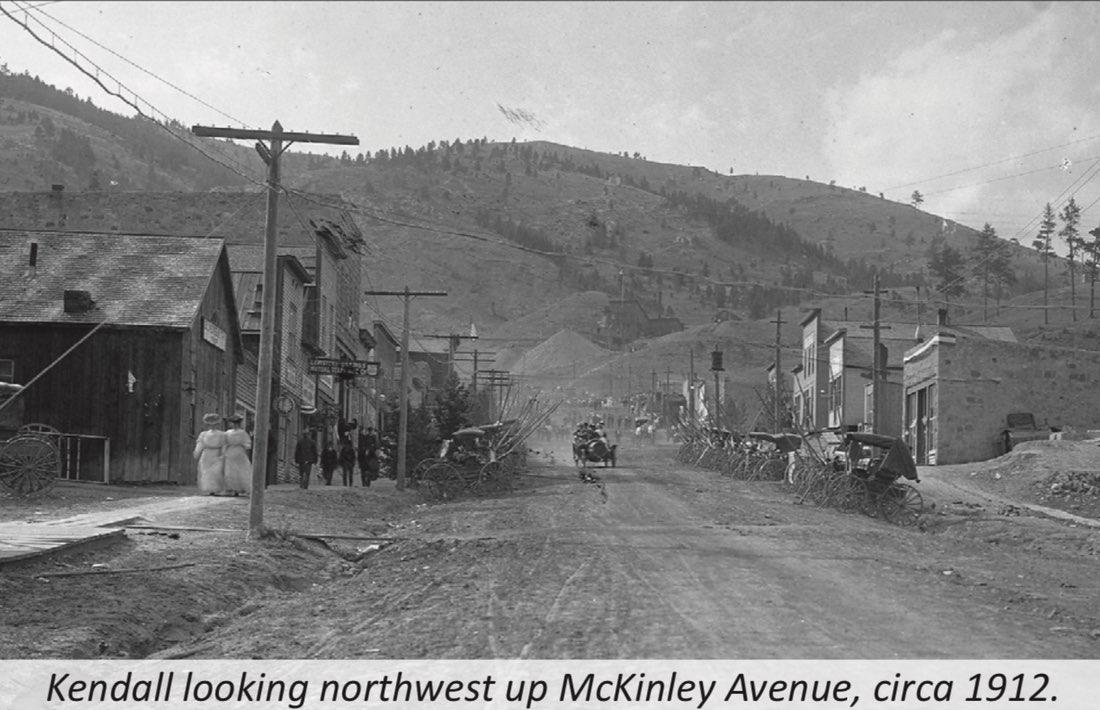 Kendall, Montana 1912
