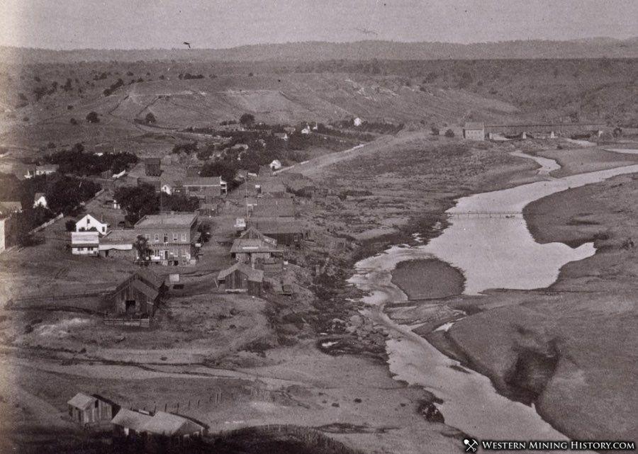 Knights Ferry ca. 1860s