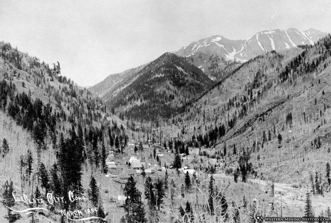 La Plata, Colorado 1894