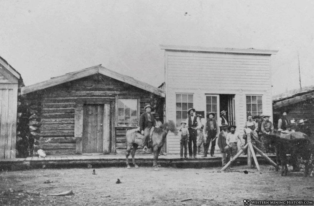 Leesburg, Idaho 1870