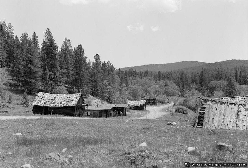Leesburg Idaho in 1933