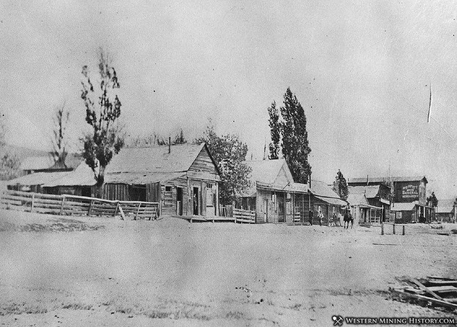 Malheur City Oregon 1902