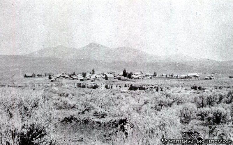 Malheur City ca. 1880