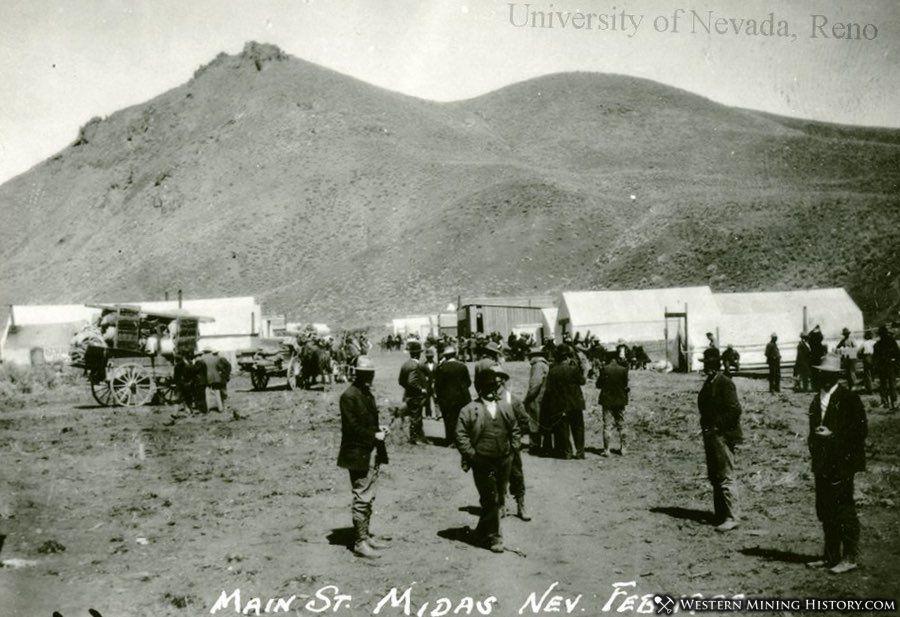 Midas, Nevada 1908