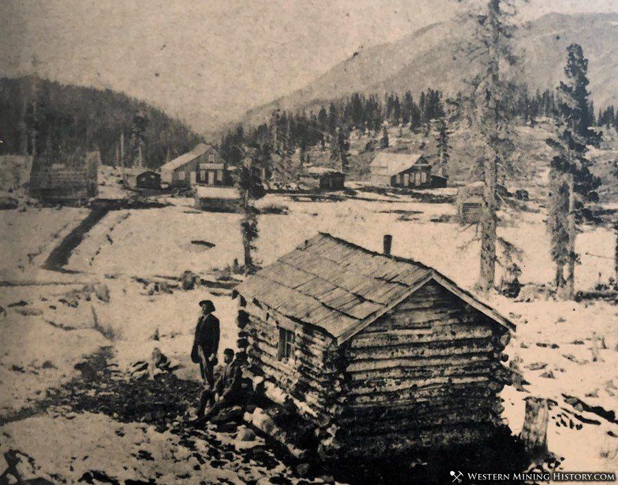 Mineral Point. Colorado ca. 1883