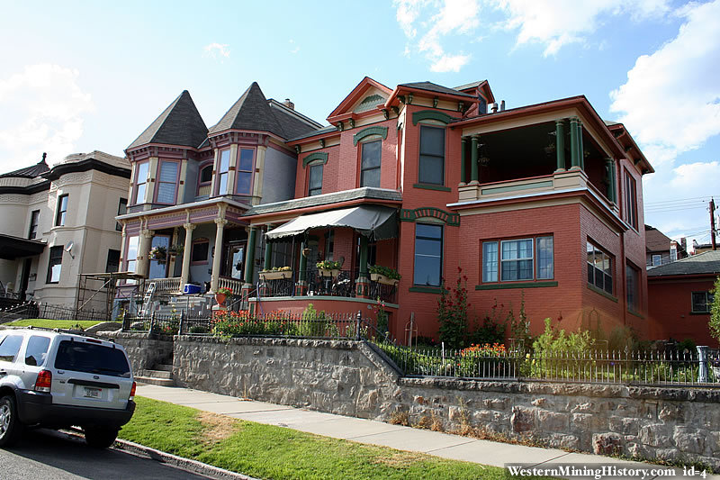 Historic Homes Butte Montana