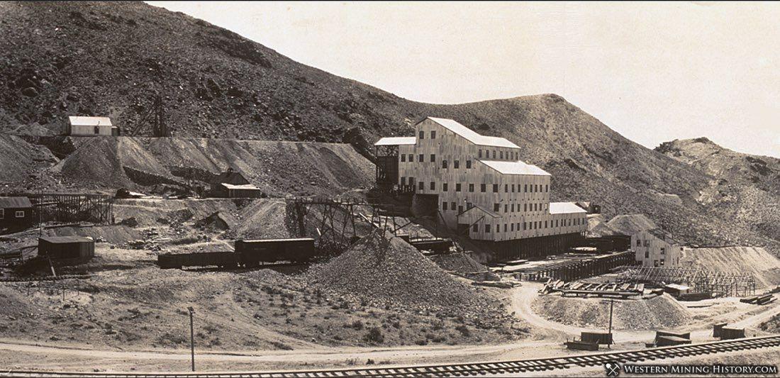 Montgomery Shoshone Mine 1907