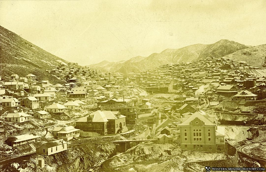 Morenci Arizona 1890s
