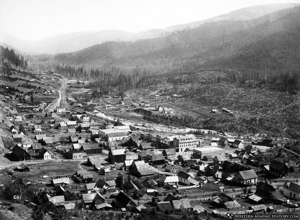 Mullan, Idaho 1901